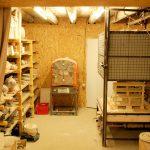 Atelier de poterie d'Autrans sur le plateau du Vercors